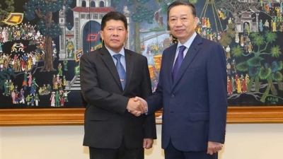 Vietnam, Thailand strengthen political and security cooperation