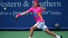 Tennis: Tsitsipas falls at first hurdle in Cincinnati