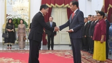 Vietnamese ambassador to Indonesia presents letter of credence