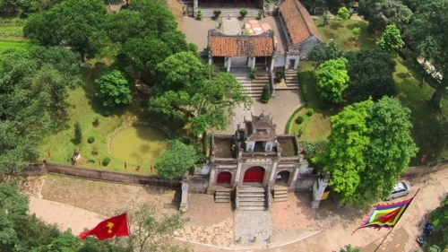 Hanoi works to conserve Co Loa historical site
