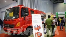 Advanced fire fighting, security technologies on display in Ho Chi Minh City