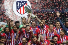 Atletico take revenge on Real to lift Super Cup
