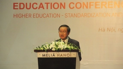 Tertiary education's role in international integration highlighted