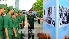 Exhibition remembers birth of late President Ton Duc Thang