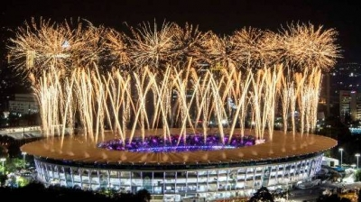 2018 Asian Games sparkles into life with colourful opening ceremony