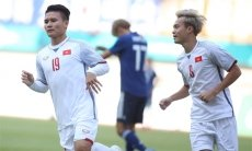 Asiad: Quang Hai fires Vietnam into Round of 16 as Group D winners