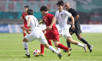 Vietnam's Asiad fairytale run stopped by the RoK