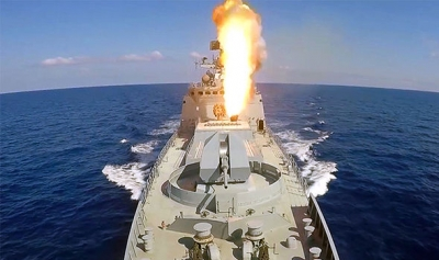 Mediterranean surges with Russia and US calculations for Syrian battlefield