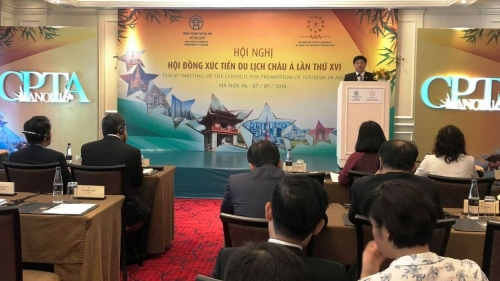 Meeting of the Council for Promoting Tourism in Asia opens in Hanoi