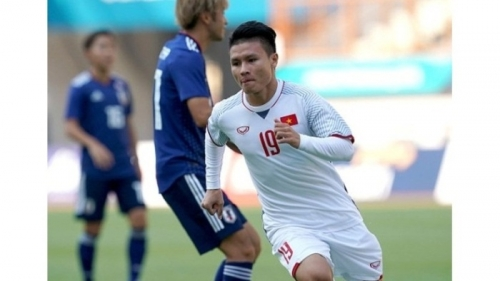 Quang Hai to shine in 2019 Asian Cup