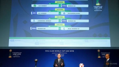 Real Madrid to face Guadalajara or Asian champions in Club World Cup semis