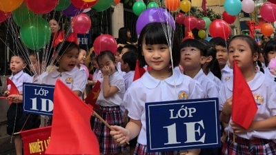 New academic year begins for 23 million students in Vietnam