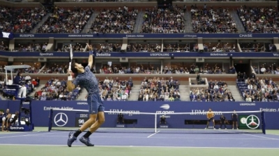 Djokovic dismisses Del Potro to win US Open