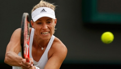 Tennis: Wimbledon champion Kerber seals spot in WTA Finals