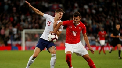 Rashford on target as England beat Swiss 1-0 in friendly