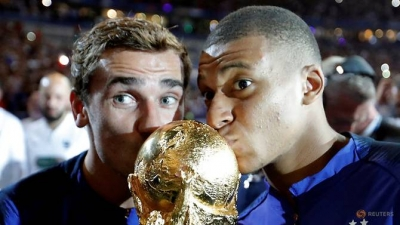 Football: France, Spain dominate FIFPro World XI award nominations