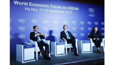 WEF ASEAN 2018 wraps up with success in various fields: Deputy FM