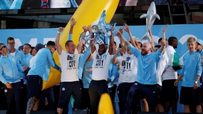 Man City break 500 million pounds revenue barrier