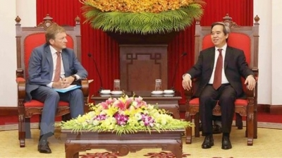 Vietnam, Russia work to bring bilateral trade to US$10 billion in 2020