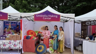 Festival brings a glimpse of Thailand to Hanoians