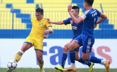 V.League: Defensive mistakes deprive Nghe An of much-needed win