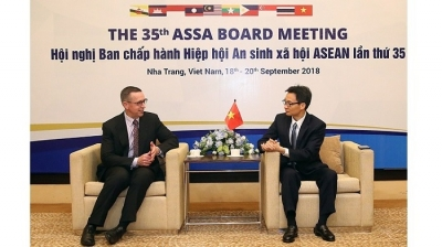 Vietnam respects all international support for social security: Deputy PM