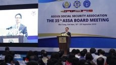 ASSA 35: Vietnam moves to ensure effective social security system