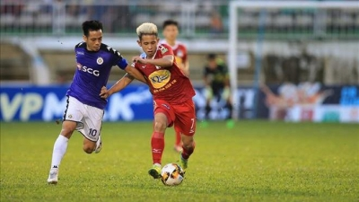 V.League Review: Hanoi FC break points record for V.League champions