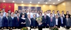 Vietnam-Korea Friendship Association holds third congress