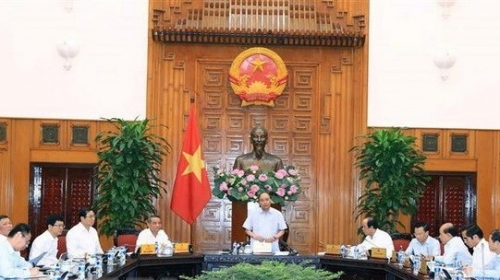PM highlights importance of Lien Chieu seaport construction