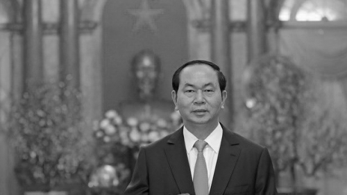 World leaders continue offering condolences over President Tran Dai Quang's passing