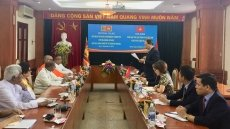 Vietnam, Sri Lanka foster cooperation in religion