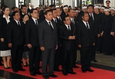 Foreign guests pay last respects to President Tran Dai Quang