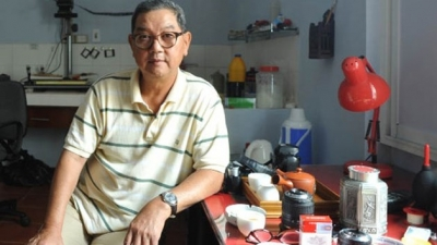 People's Artist Nguyen Huu Tuan: Nothing is more beautiful than life around us