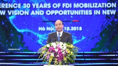 FDI attraction the correct policy for national development: PM Phuc