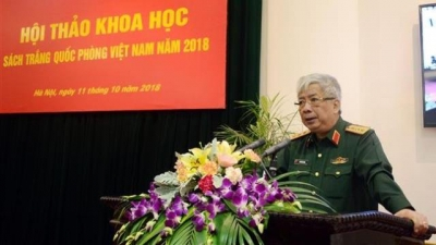 Seminar discusses Vietnam's White Book of Defence 2018