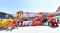 Vietjet launches Da Nang – Bangkok route