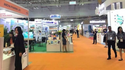 Biggest livestock trade show in Vietnam opens