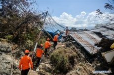 Indonesia intensifies relief works in catastrophe-rattled areas