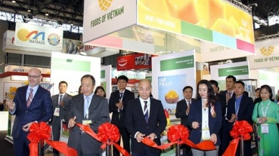 Vietnam attends Sial Paris international food fair 2018