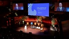 PM Phuc attends P4G Summit in Denmark