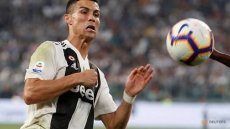 Ronaldo reaches 400-goal landmark as Juventus' perfect start ends