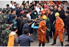 Coal mine accident traps 22 in eastern China