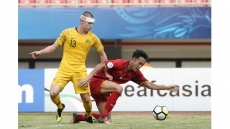 Vietnam loses to Australia, says goodbye to AFC U19 champs