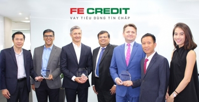 FE CREDIT wins three prizes at CEPI Asia Awards