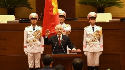 October 22-28: Party chief elected State President