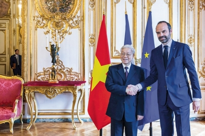 Deepening Vietnam-France strategic partnership