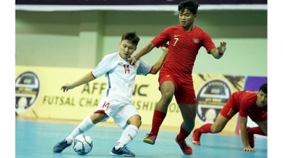 Vietnam miss out on AFF Futsal bronze medal