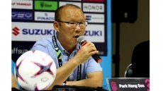 Coach Park sees Vietnam's next match against Malaysia as