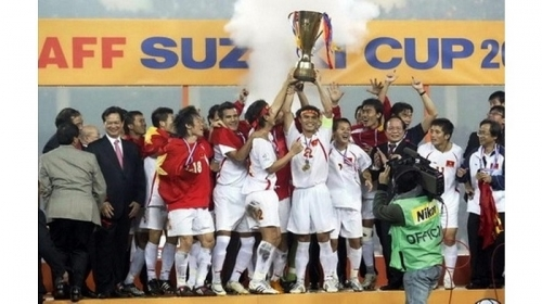 Vietnam among top successful teams at AFF Cup